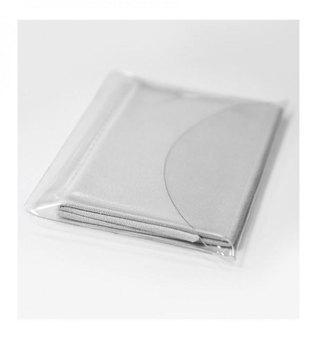Mikrovlákna tkanina šedá HAYNE