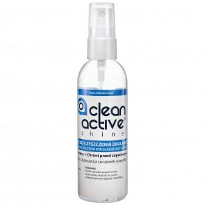 Čistiaci roztok na okuliare vo spreji CLEAN ACTIVE 100 ml