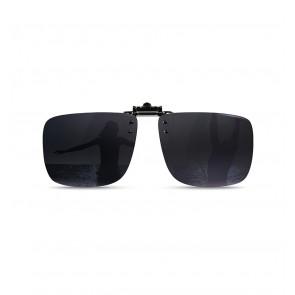 Polarizované krytie okuliarov mirror-grey