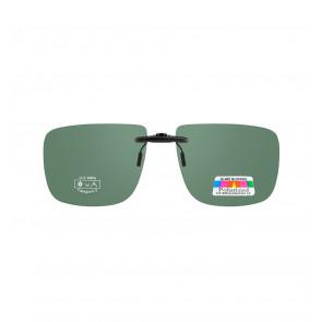 Polarizované krytie okuliarov SunStyle zelená