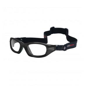 Sports glasses PROGEAR Eyeguard XL, matt graphite